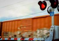 """""""Grafitti Crossing"""" Canon F-1, Kodak Portra 400"""